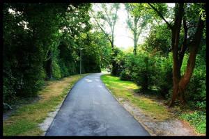 Enter the park by PeterZen