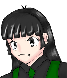 Maiko quick fanart by Yokkan