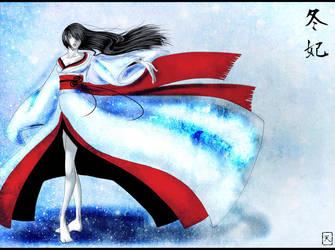 +Frozen Queen+ by Tenshi112