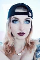 Dark Lips by AshiMonster