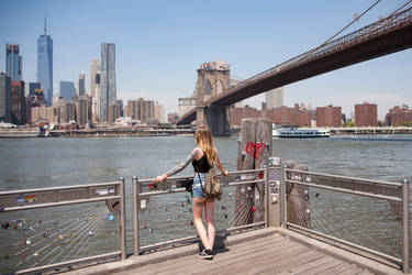 Love Brooklyn by AshiMonster
