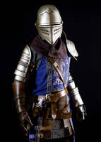 Cosplay: Elite Knight 02 by vilys