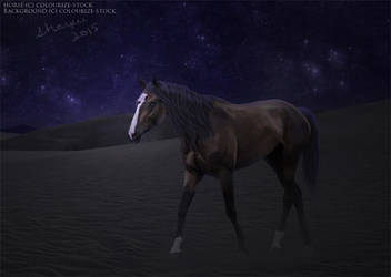 Dark Horse by Sharpiexxo