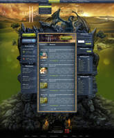 LineAge2 site ''Aringo'' by DattaDesign