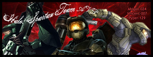 Halo: Spartan Team AVP by Kuraishi-Kit