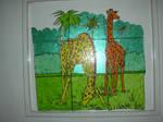 Ordinary giraffes by saysly