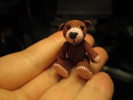 The bear by saysly