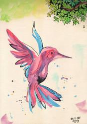 Birdie by saysly