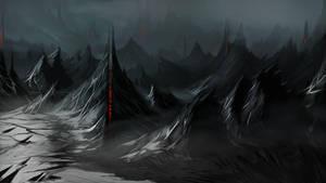 Dark Fortresses by Bradwhitlam