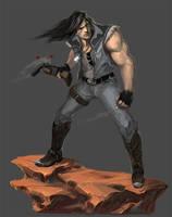 Blackthorne (HoTS idea) by Bradwhitlam