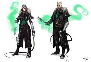 inquisitors by Bradwhitlam
