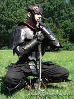 Drow Armor by farmerownia