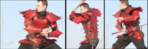 Dragon Armor by farmerownia