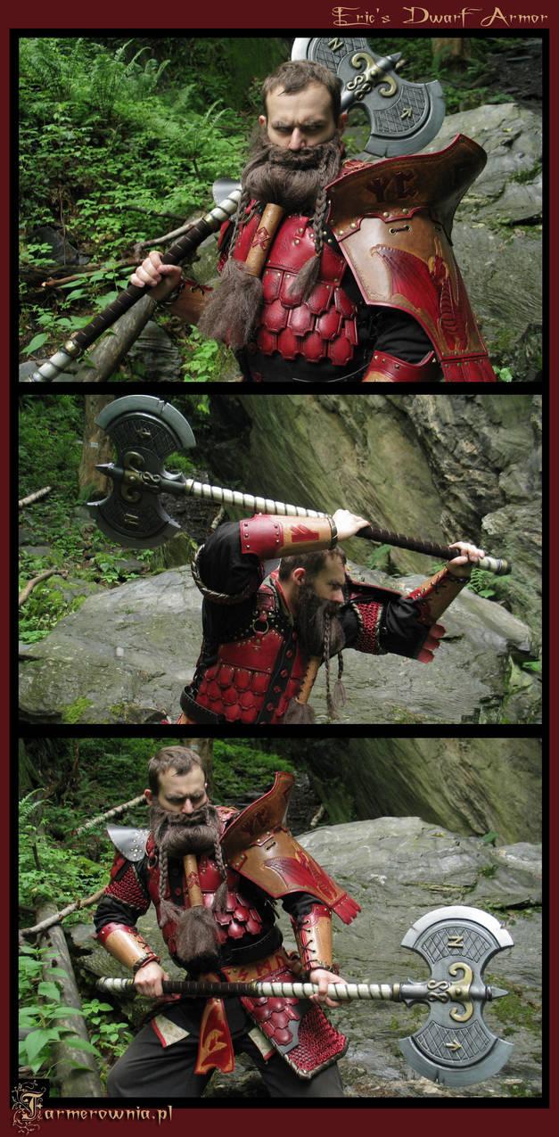 Eric's Dwarf Armor -more by farmerownia