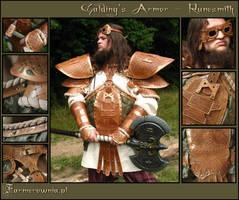 Galding's Runesmith Armor by farmerownia