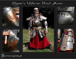Sigmar Priest Armor full by farmerownia