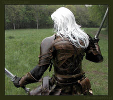 Drizzt Do'Urden - back by farmerownia