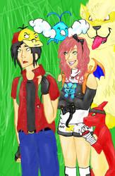Pokemon Whisperer by Yume-Yuuri