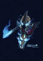 Abaddon Dota 2 by n2c