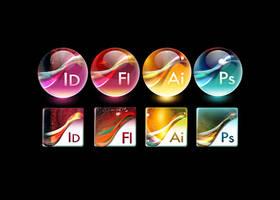 Cs4 IconPack by HimandMe