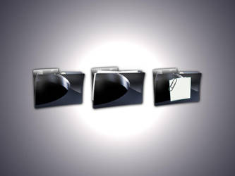 NewHardware Folder Icons by HimandMe