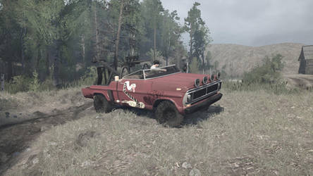 Mad Max 2 Snake Truck Game mod release! by badcop69
