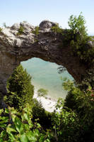 Rock Arch by LinMon