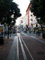San Francisco Streets by DigitalVampire107