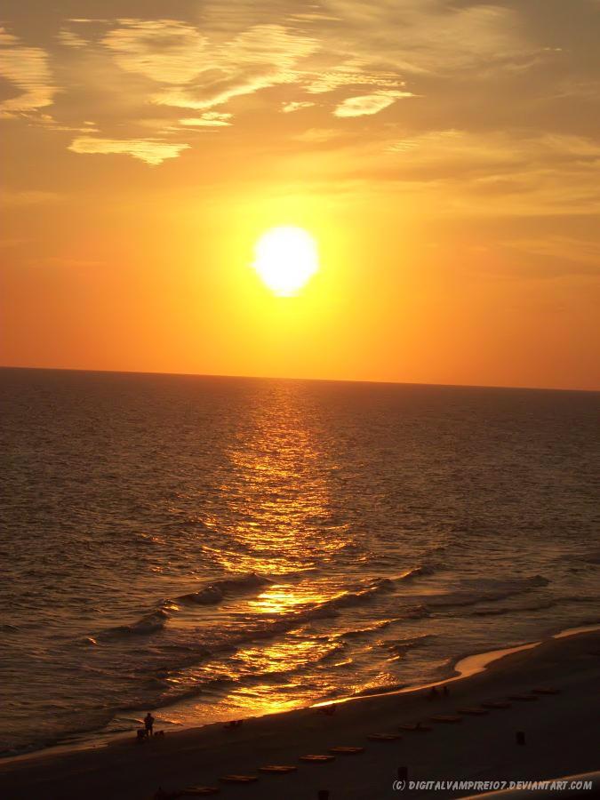 Panama Sunset by DigitalVampire107