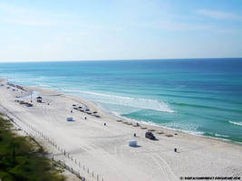 Panama City Beach by DigitalVampire107