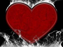 Smokey Heart by DigitalVampire107
