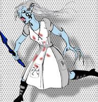 A Vampire in Wonderland by DigitalVampire107