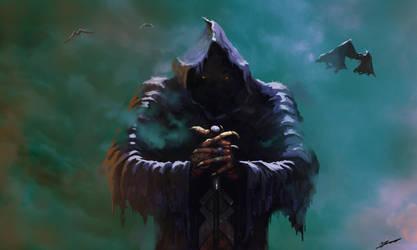 Guardian Of Darkness by Zurluk