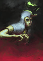 Zombie by Zurluk