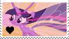 Breezie Twilight Sparkle Fan by MLJstampz