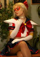 SailorV by Lilian-hime