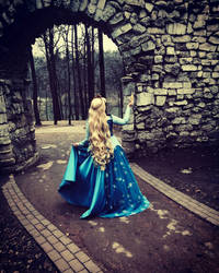 Aurora princess by Lilian-hime