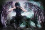 My Fallen Angel by xXSerena-CrosseXx