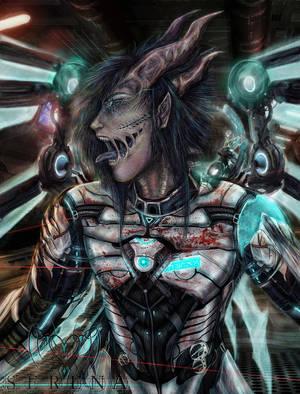 Alien Tsung [Battle Mode] by xXSerena-CrosseXx