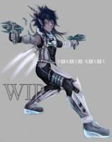 OC: Alien Tsung [W.I.P] by xXSerena-CrosseXx