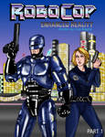 Enhanced Reality Fan fiction story Cover. Part 1 by amazona2016