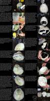 Resin head casting tutorial by fenrirschild