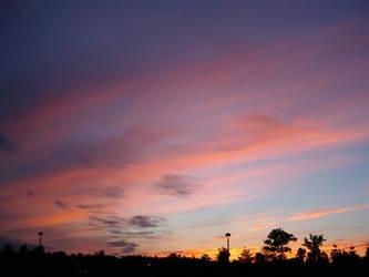Sunset in North Brunswick by Vinator