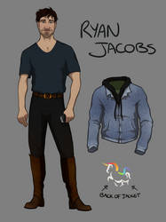 KhC Staff: Ryan Jacobs by sealle