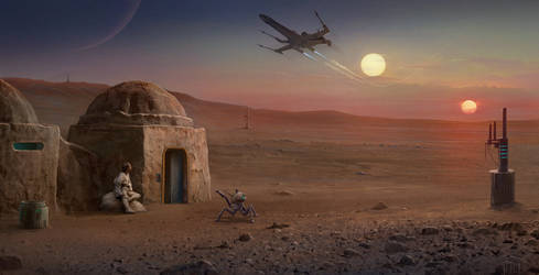 Mars25-2 by H-i-ll