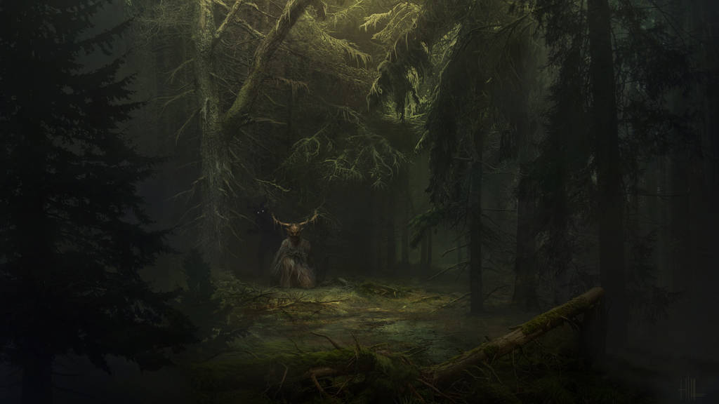 forest by H-i-ll