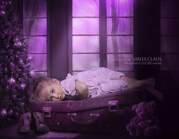 Waiting for Santa Claus by CrisestepArt