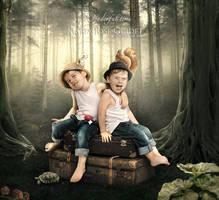 Wonderful time by CrisestepArt