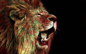 Rasta Lion by Vreckovka