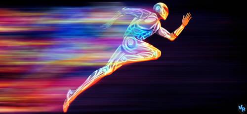 Speedy Runner by Vreckovka
